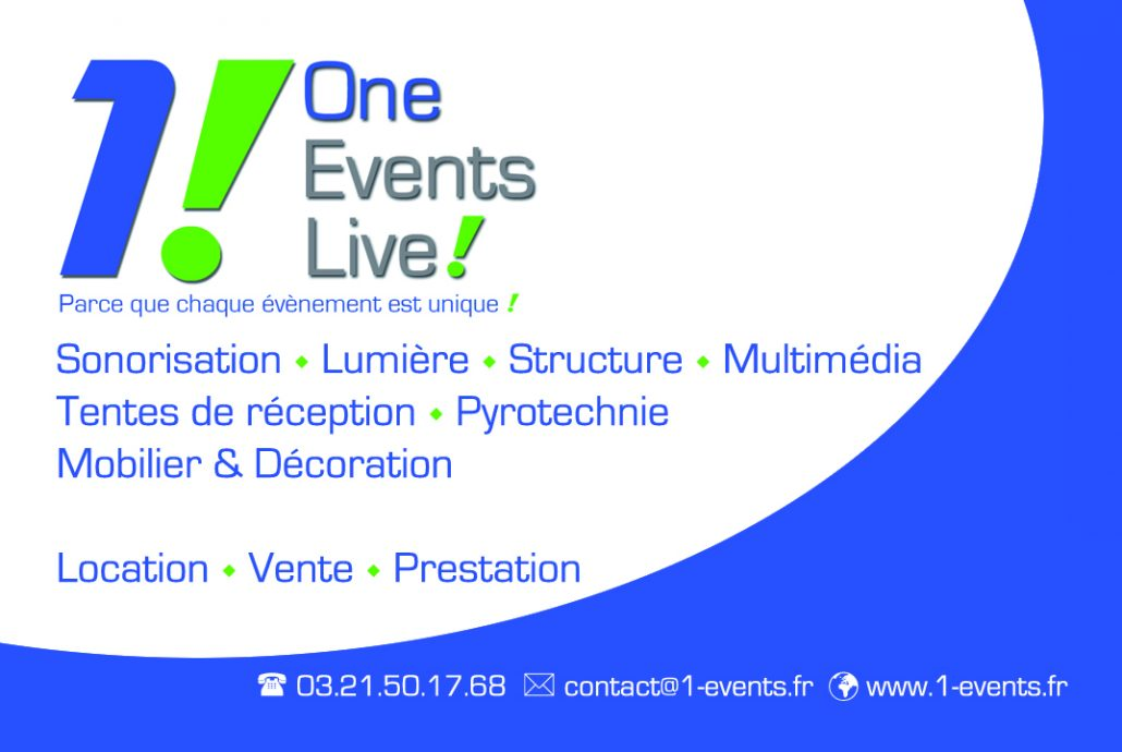 encart one events live